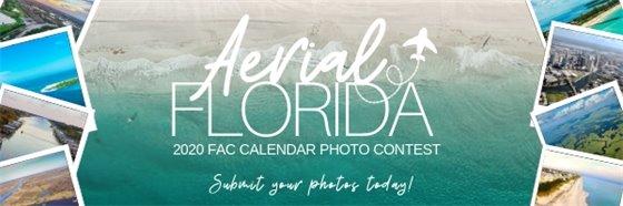 Aerial Florida 2020 FAC Calendar Photo Contest