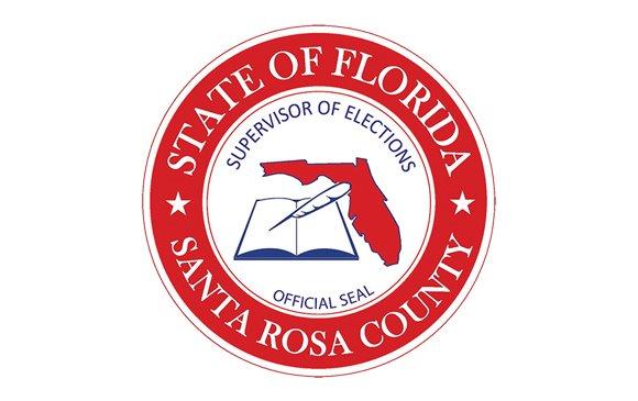 Santa Rosa County Supervisor of Elections Logo