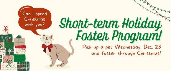 Foster Program graphic