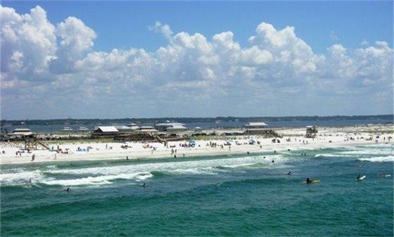 Navarre Beach - be an ambassador!