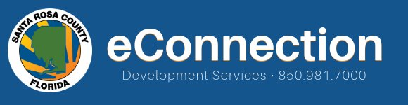 eConnection: Development Services, 850-981-7000