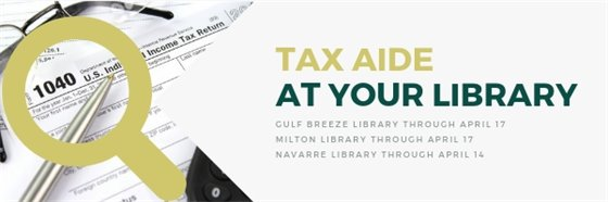 Tax Aide at Your Library