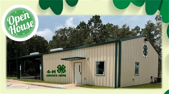 Open House photo for 4-H facility