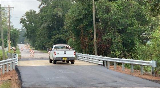 Broad Street Bridge reopens to traffic in Milton