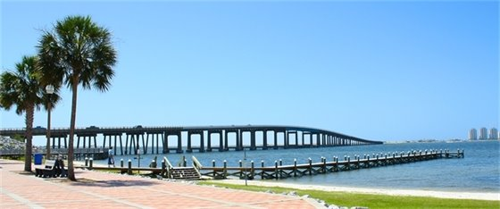 Navarre Beach Bridge