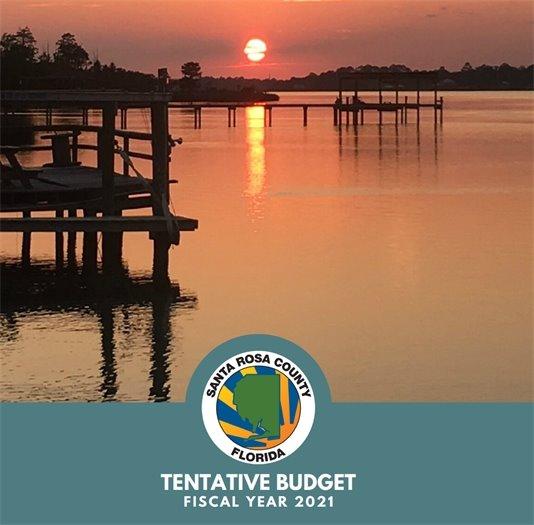 Tentative Budget Cover