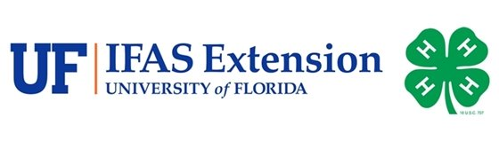UF/IFAS Extension and 4-H logo