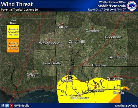 Wind Threat