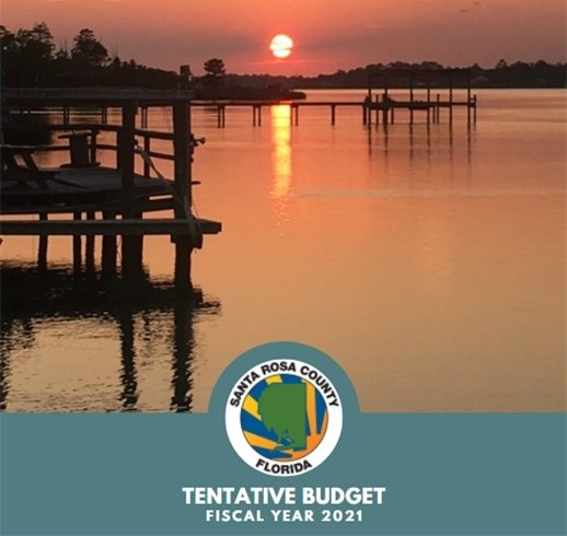 FY21 Tentative Budget Cover