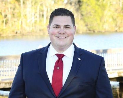 Commissioner Sam Parker, District 1