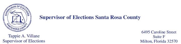 Santa Rosa County Supervisor of Elections