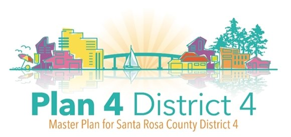 Plan 4 District 4 - Master Plan for Santa Rosa County District 4