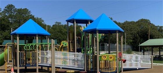 Fidelis Community Center & Park playground