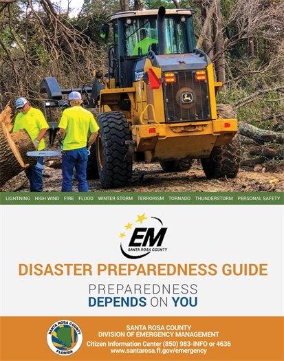 Santa Rosa County Disaster Preparedness Guide