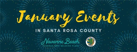January events in Santa Rosa County