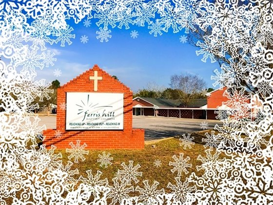 Ferris Hill Baptist Church Cold Weather Shelter