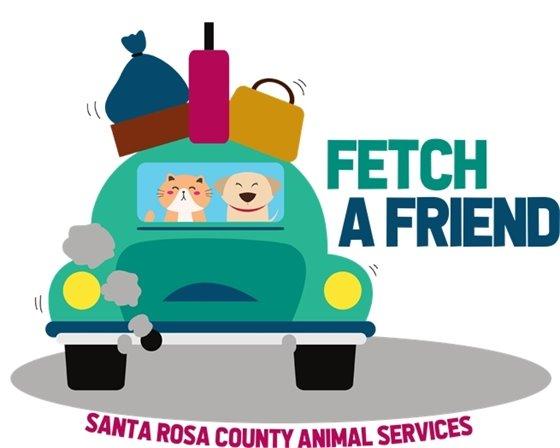 Fetch a Friend logo