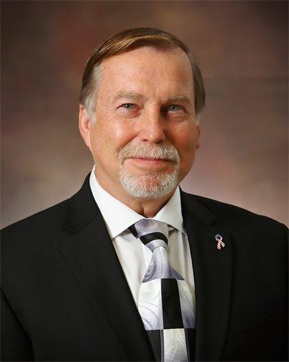 District 2 Commissioner Bob Cole