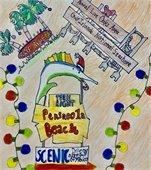 Whitney Morrill, Gulf Breeze Elementary – 3rd grade