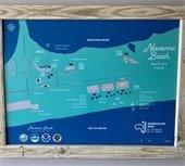 Marine Park map