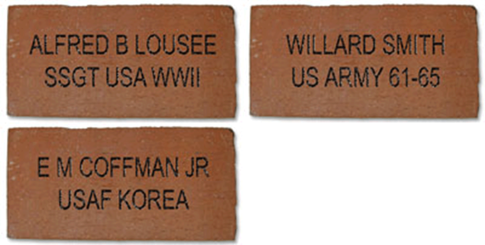 Veteran Bricks