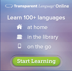 Use Transparent Language to learn a new language!