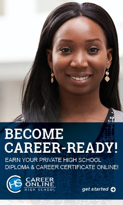 Become Career Ready with Career Online High School!