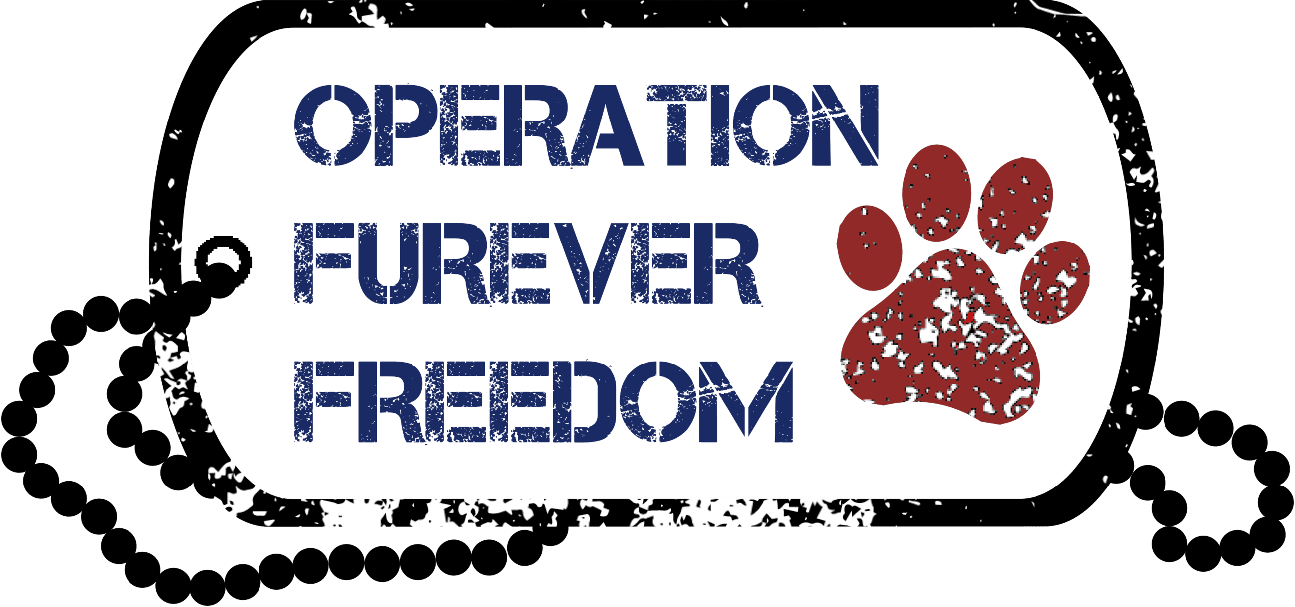 Operation Furever Freedom logo