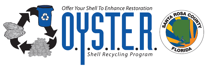 Oyster Shell Recycling logo