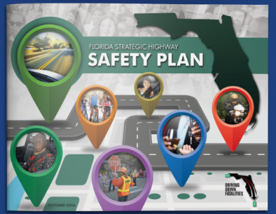 Strategic Highway Safety Plan logo
