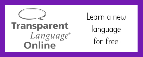 transparent language online - learn a new language for free