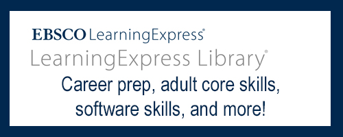 Learning Express Library - career prep, software skills, and more
