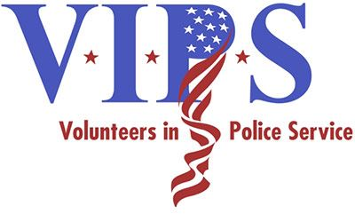 VIPS - Volunteers in Police Service Logo