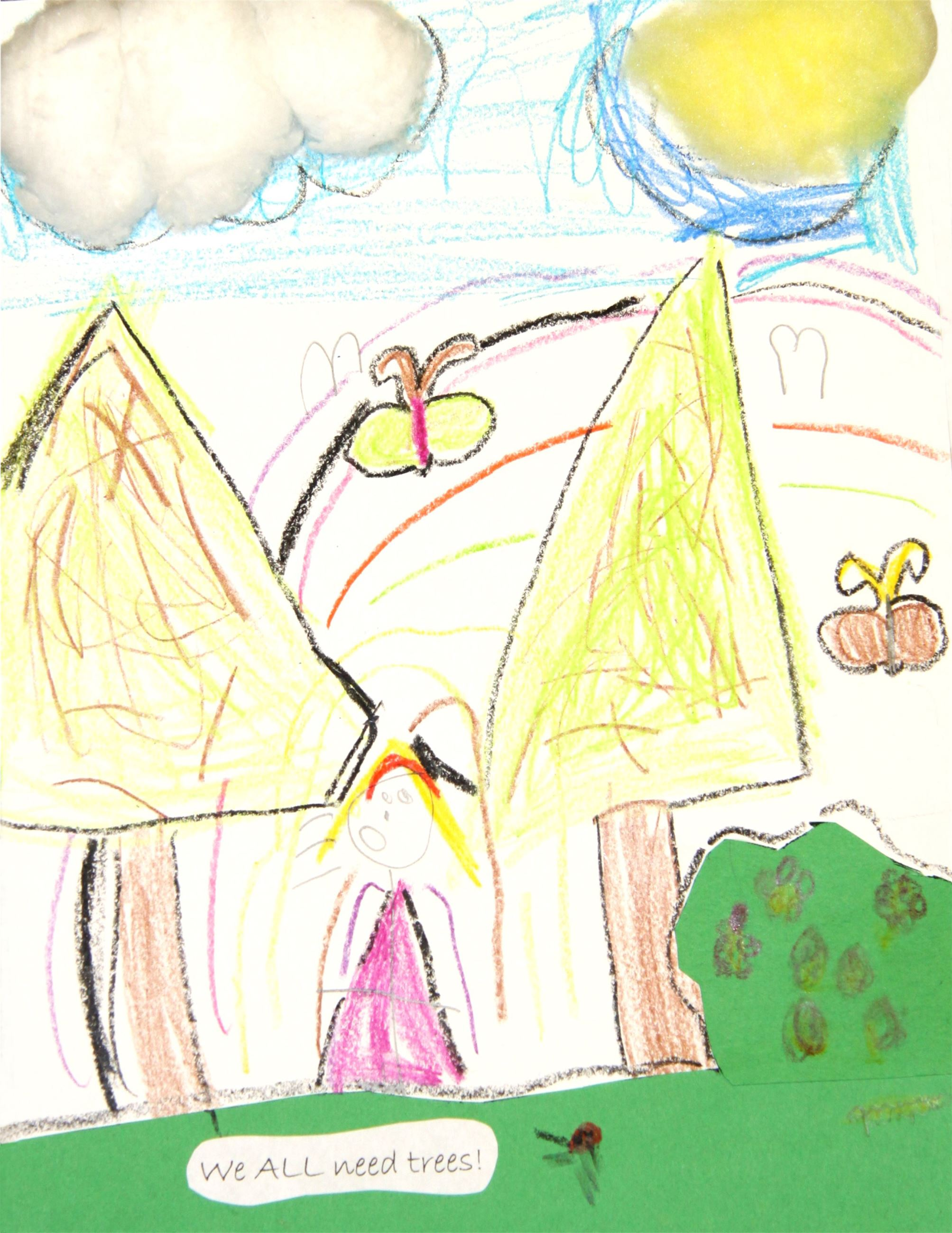 Grade K to 1, Third Place Winner: Lileigh Madden