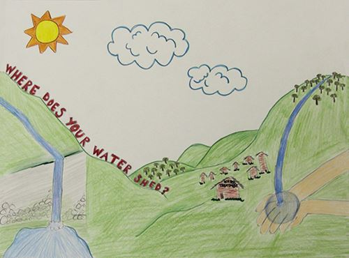 Grade 4 to 6, Second Place Winner: Eleanor Provosty