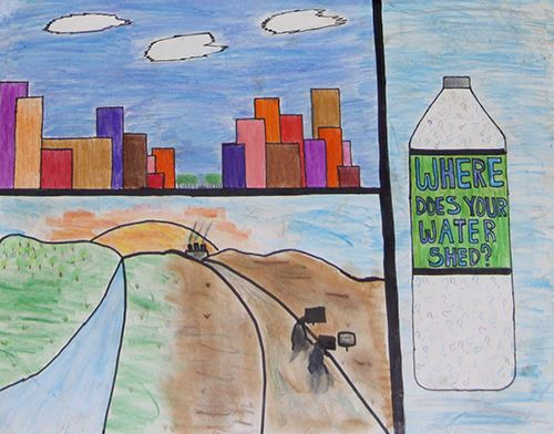 Grade 7 to 9, Third Place Winner: Austin Barclay