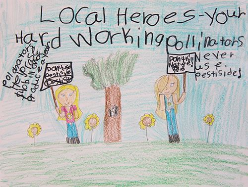 Grade 2 to 3, Second Place Winner: Kayley Hughes