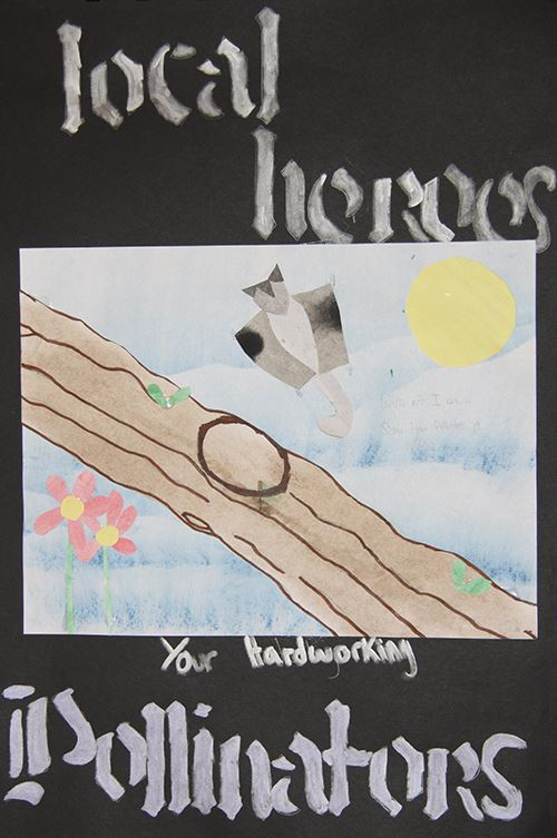 Grade 4 to 6, Second Place Winner: Larkin Cibula