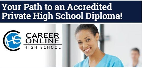 Your Path to an Accredited Private High School Diploma Career Online High School